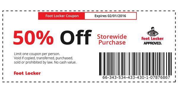 Foot Locker Promo Codes and Coupons
