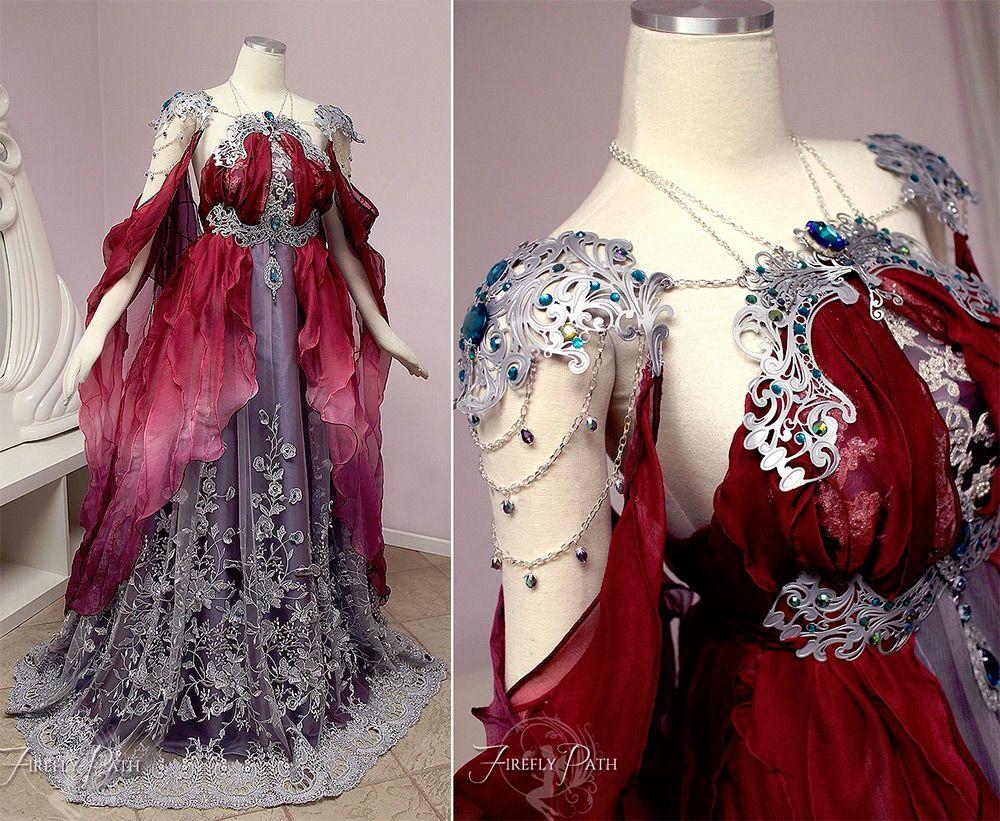Фантазийных свадебных платьев для сказочной свадьбы dresses in