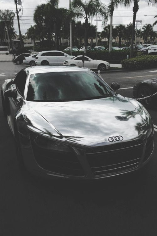 Envyavenue: Chrome Audi R8 By Prestige Imports.