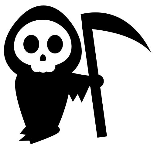 Grim Reaper Clip Art Download Grim Reaper Downloadable Art Art