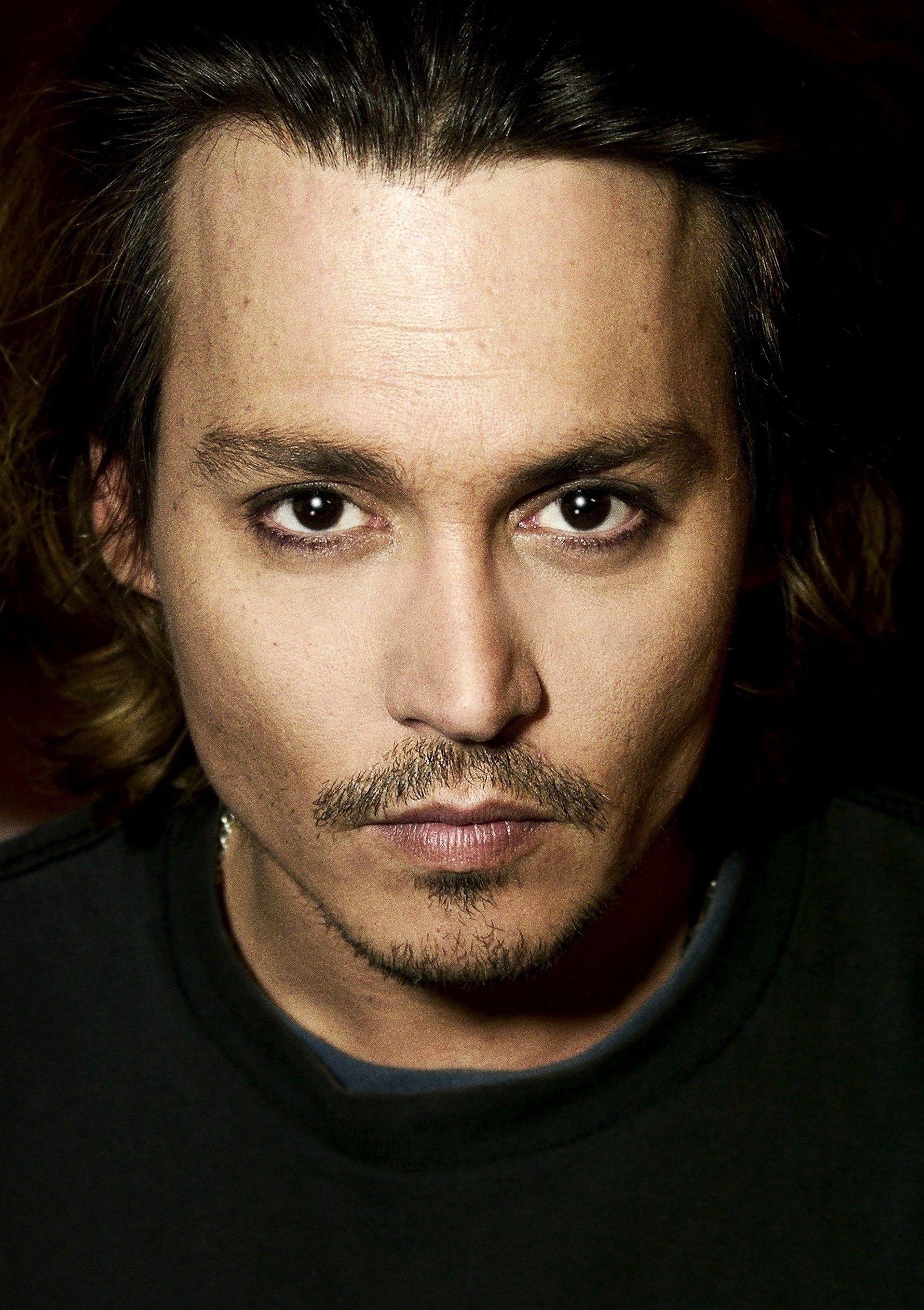 Johnny Depp Resist Eye And Jawline Art Candy