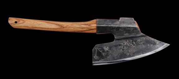 John Neeman Tools Goosewing Broad Axe