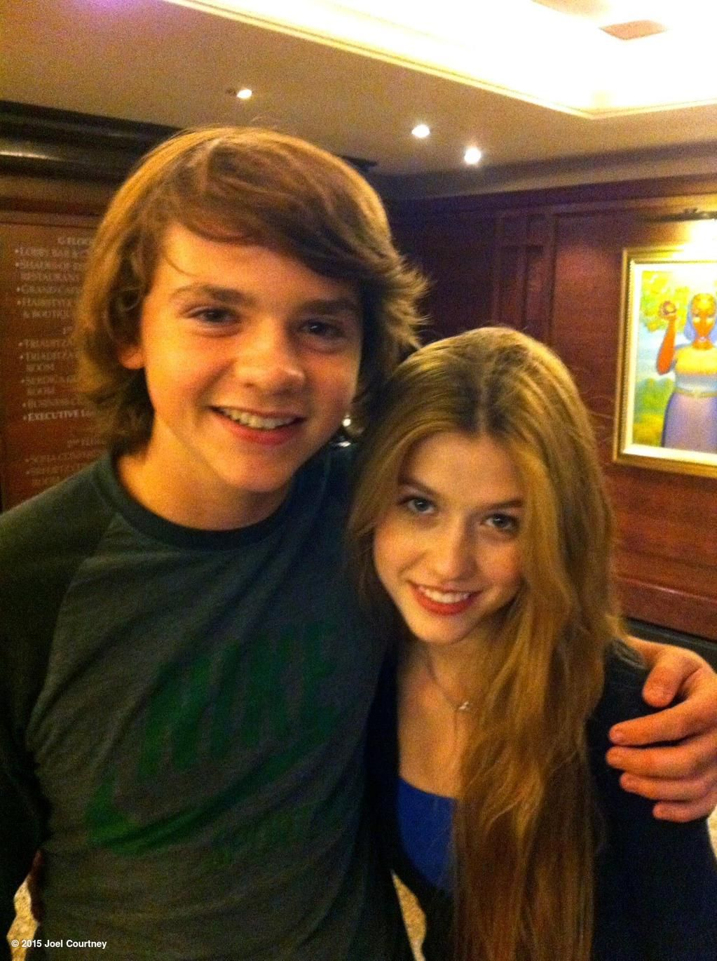 General picture of Joel Courtney - Photo 117 of 363 | Joel