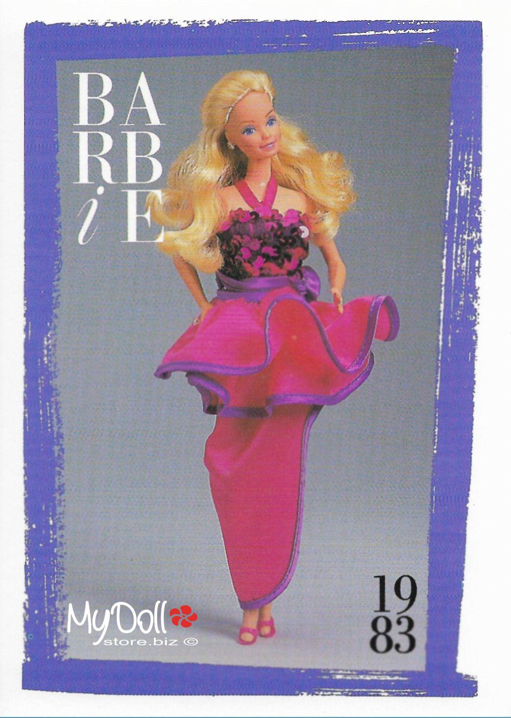 1983 Dream Date Barbie in 2020 Barbie, Dream date