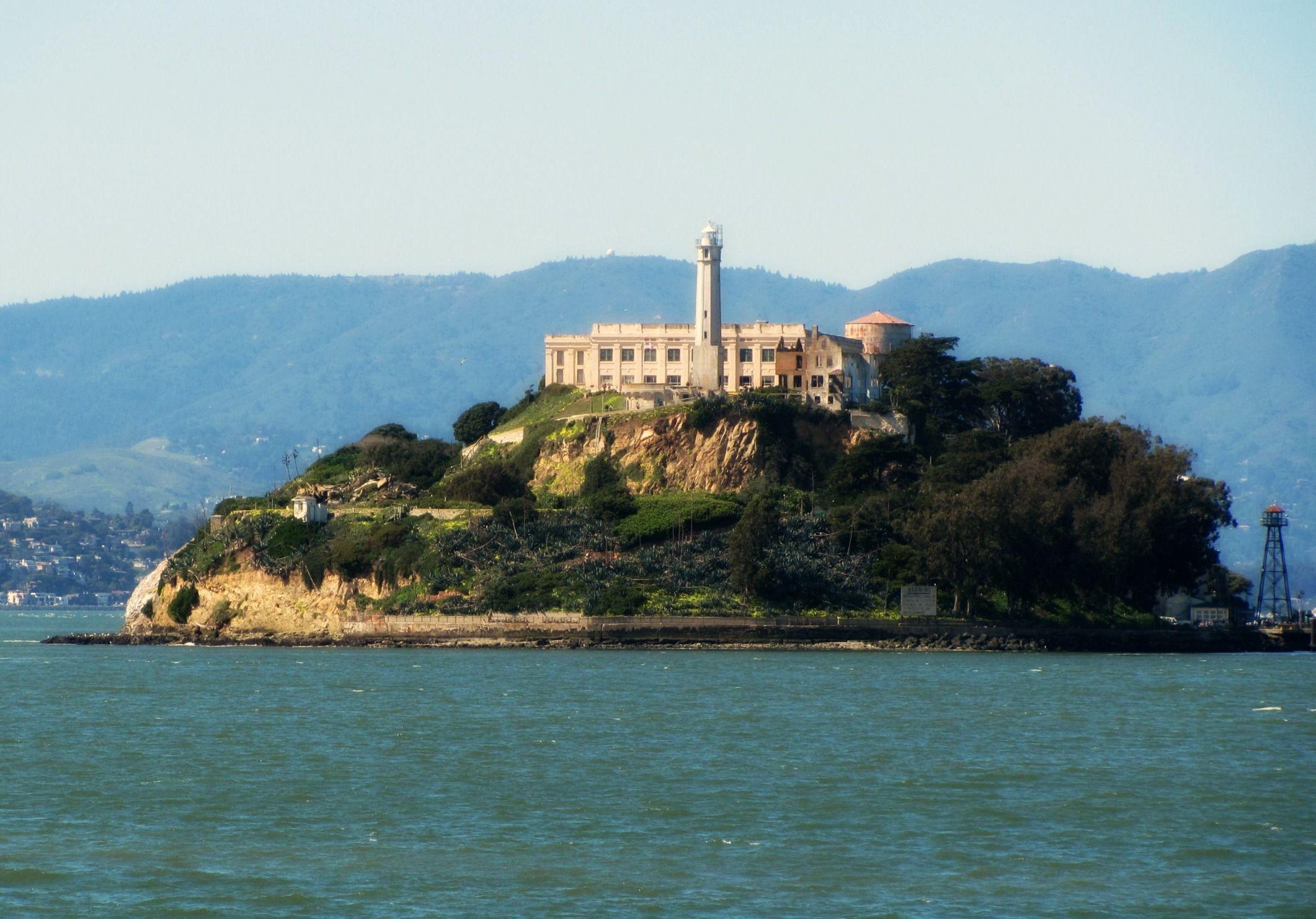 Check Alcatraz Island San Francisco San Francisco Island Taj