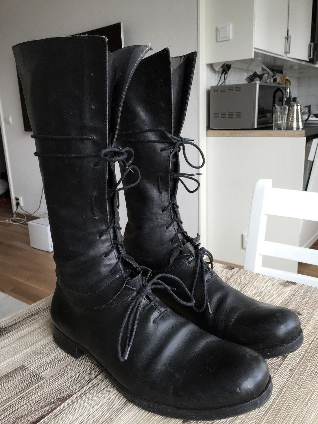 new styles 15fb0 2f9a8 MA+ Shoeboots | 鞋 in 2019 | Boots, Combat boots, Fashion shoes