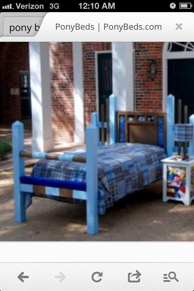 Pony beds!
