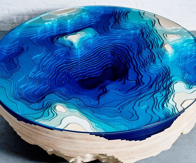 abyss ocean table
