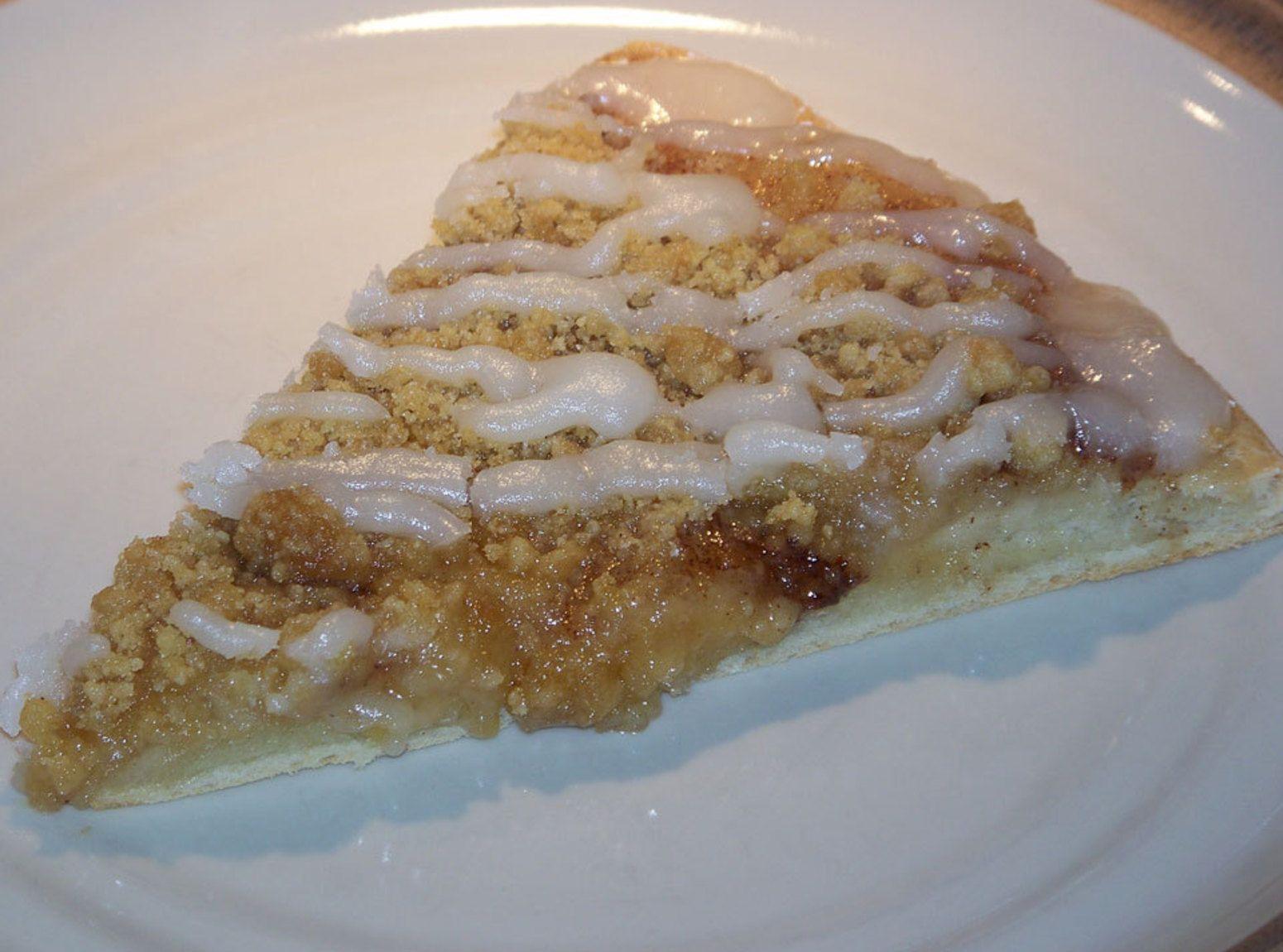 Pizza Hut Apple Pie >> Apple Or Cherry Pie Dessert Pizza