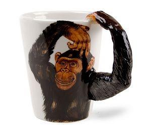 Monkey Mug Best Coffee Mugs Mugs Monkey Coffee