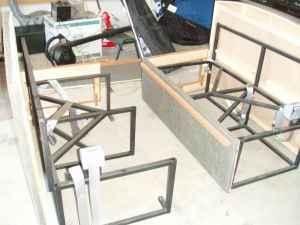 Camper Furniture Replacement Mod 49 Dinette
