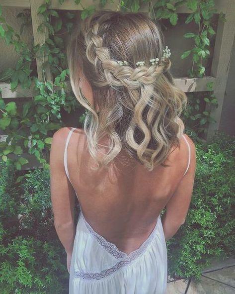 Les plus belles coiffures de mariée en 2019