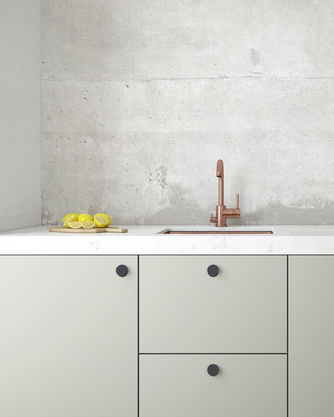 Create your own distinctive kitchen design! Doors, handles ...