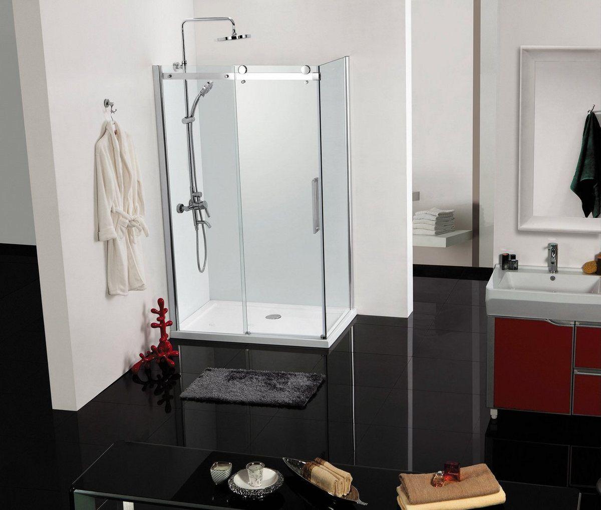 Großraumdusche »Elegance«, BxT 120 x 80 cm kaufen