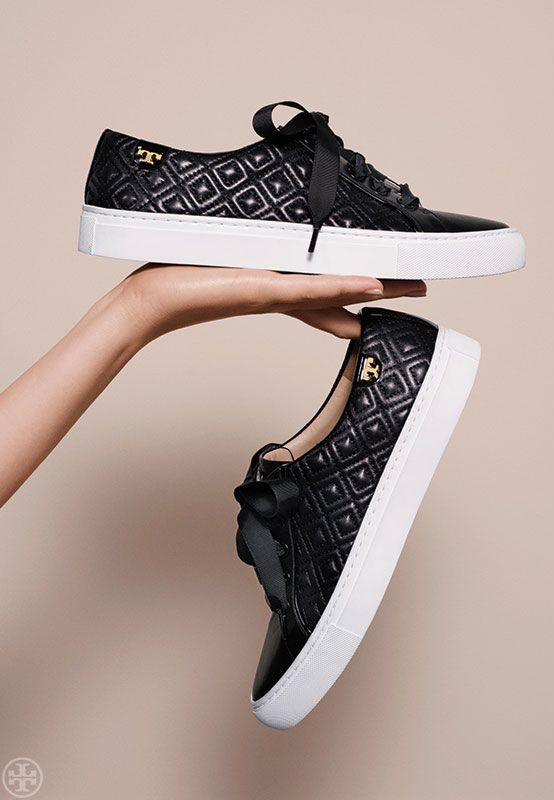 Street Style: The Sneaker | Tory Burch