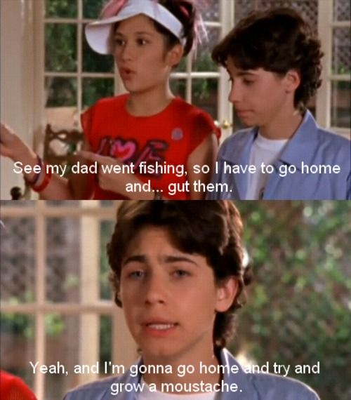 Working The Brown Noser Memorable Quotes: 23 Reasons Gordo From 'Lizzie McGuire' Is The Perfect