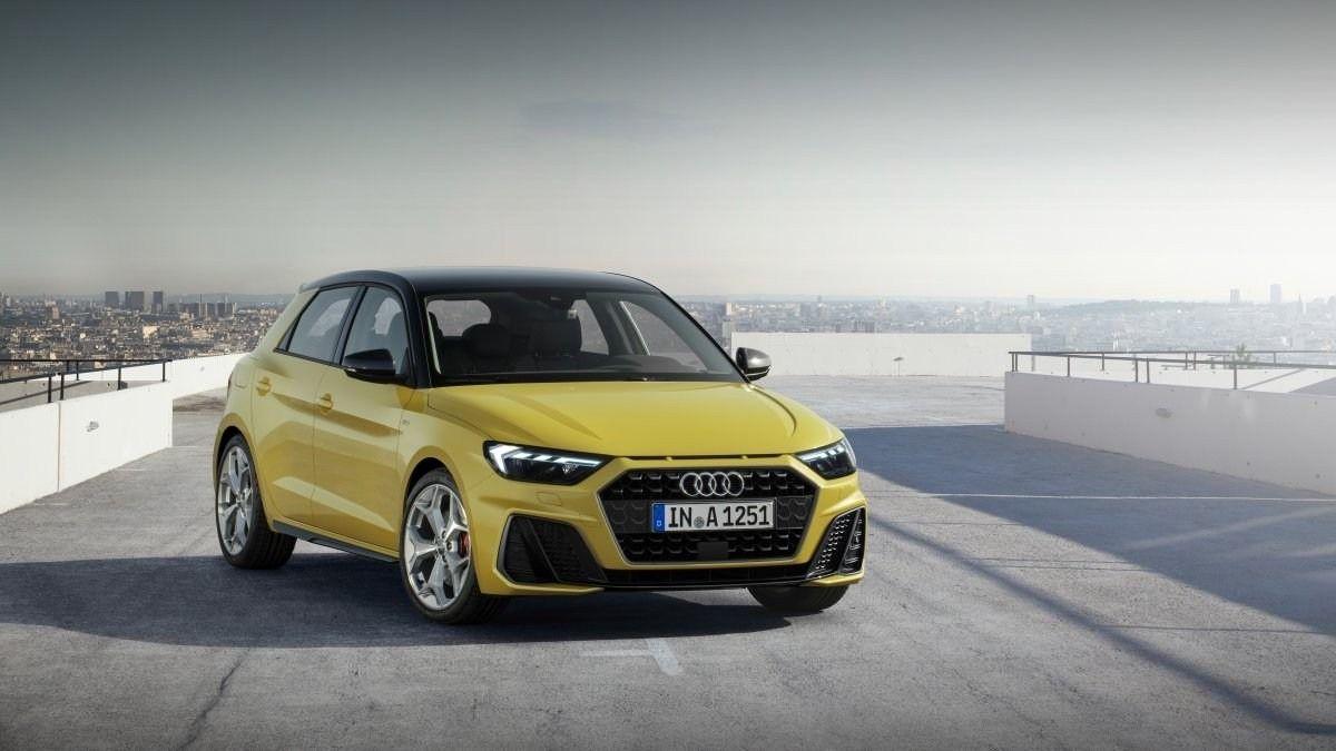 2019 Audi Driver Assistance Package Spy Shoot Audi A1 Sportback