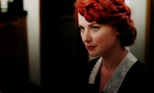 American Horror Story Moira Hair Color With Images Alexandra