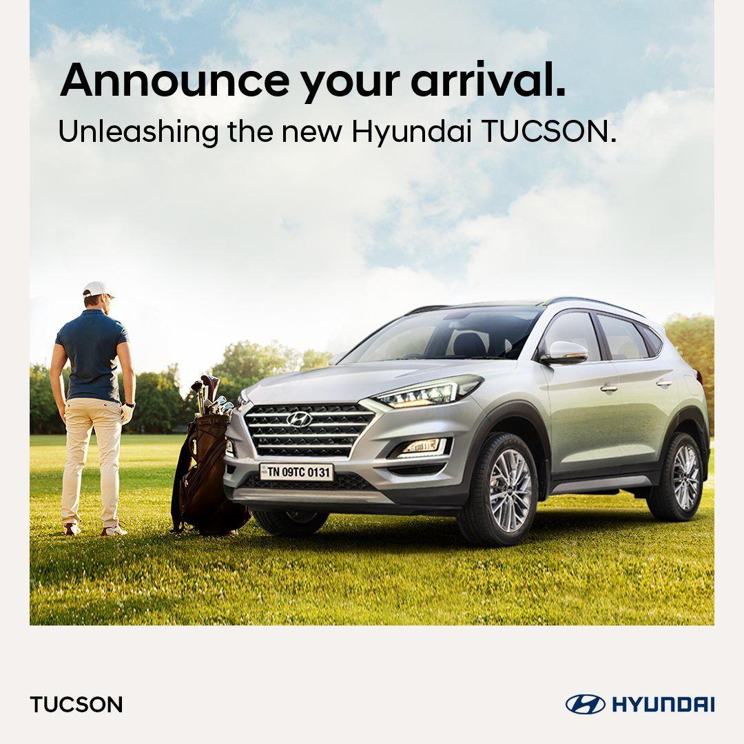 HyundaiTUCSON in 2020 Hyundai, Hyundai cars, Car showroom