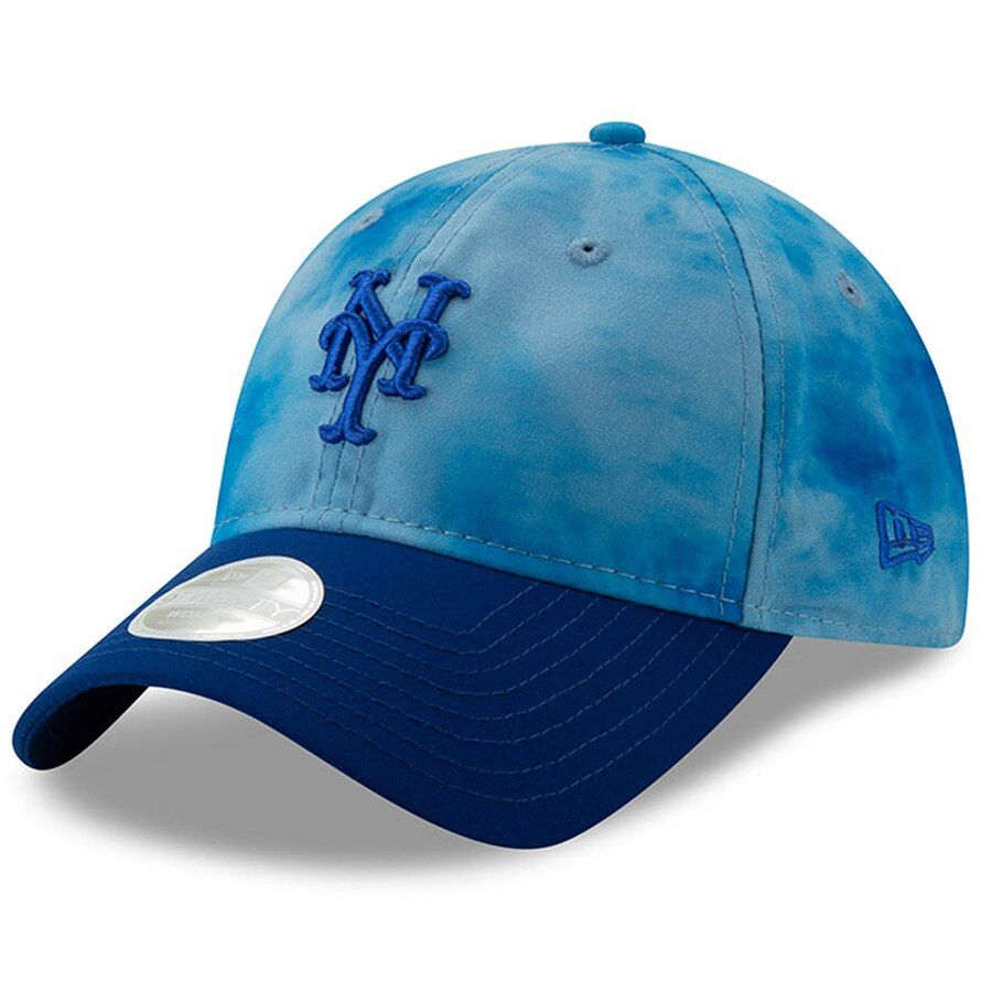 fd89a2db2 Women's New York Mets New Era Blue/Royal 2019 Father's Day 9TWENTY  Adjustable Hat,