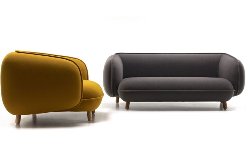 Versus Snoopy Armchair And Sofa Design By Iskos Berlin Sofa