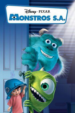 Todos Os Filmes Filmes Disney Monstros E Companhia Filmes Infantis Filmes Pixar