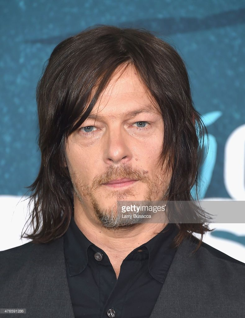 Actor <a gi-track='captionPersonalityLinkClicked' href=/galleries/search?phrase=Norman+Reedus&family=editorial&specificpeople=747258 ng-click='$event.stopPropagation()'>Norman Reedus</a> attends the 2015 CMT Music awards at the Bridgestone Arena on June 10, 2015 in Nashville, Tennessee.