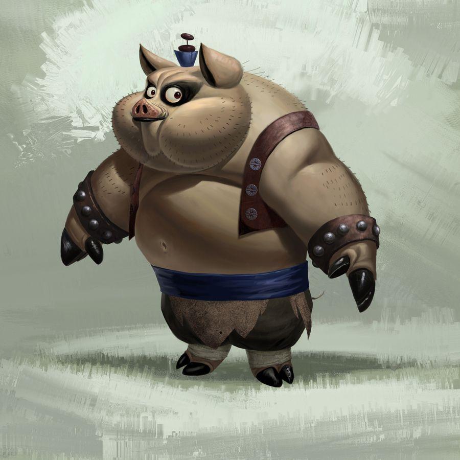 0016Kung Fu Panda TV Show