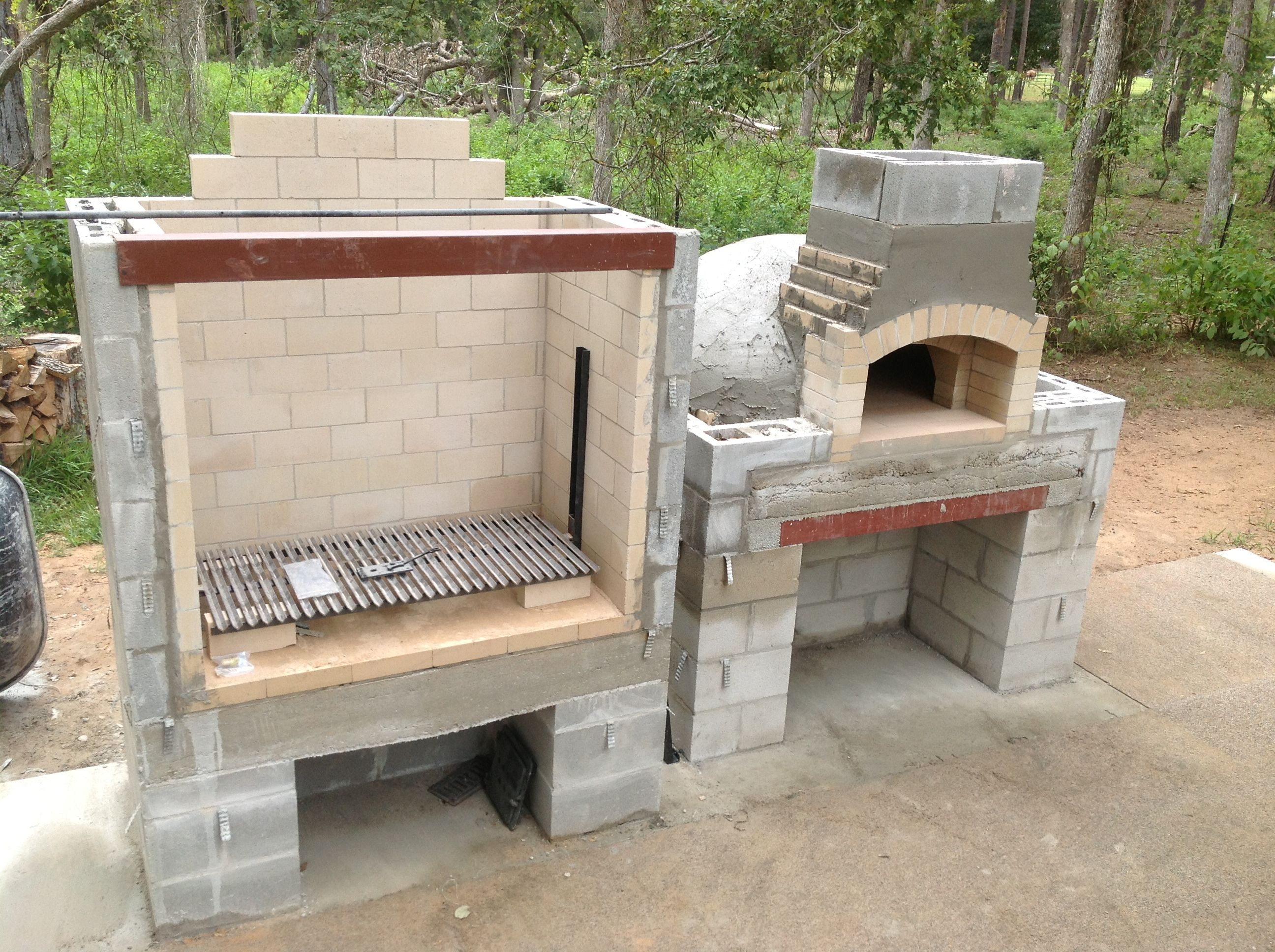 argentinian grill wood fired duo fire breathing works of art