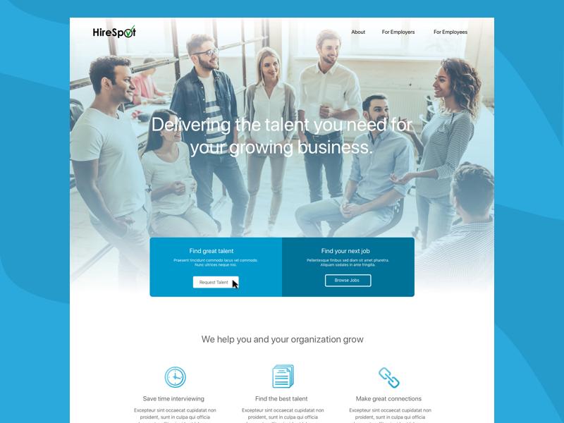 Staffing Agency Website Staffing Agency Agency Website Agency Website Design