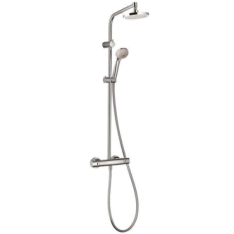 Hansgrohe Brusesæt Marin2 160 Showerpipe Krom   Brusesæt   Badeværelse   VVS