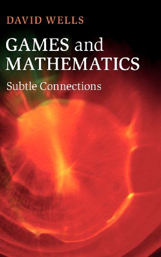 Games And Mathematics Subtle Connections By David Wells Https Www Amazon Co Uk Dp 1107024609 Ref Cm Sw R Pi Dp Jjjpxbjkmr Mathematics Math Books Game Theory