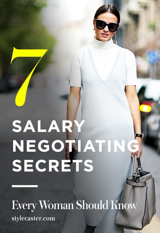 Career Advice · 7 Expert Tips On How To Negotiate Your Salary U0026 Get Paid  What Youu0027re