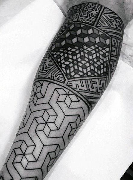 Top 93 Sacred Geometry Tattoo Ideas 2020 Inspiration Guide