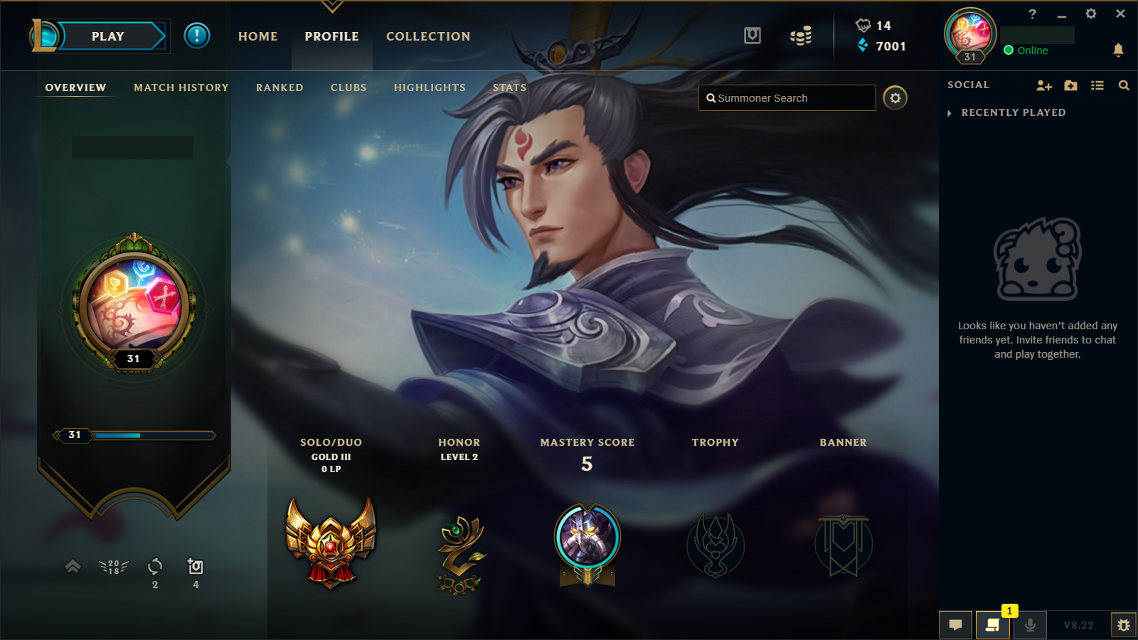 League of Legends EUW Account   Hand-leveled   Not-Botted