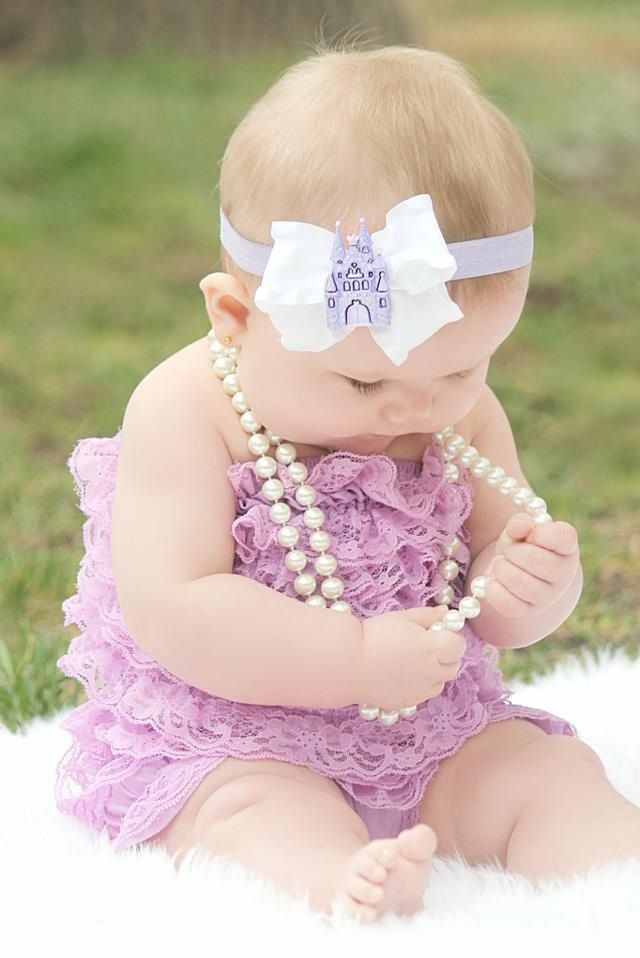 Annyas lullaby hair clips on Facebook for the super cute headband!