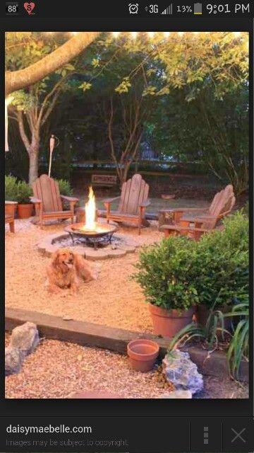 beach theme fire homesweetasshome backyard backyard patio fire rh pinterest com