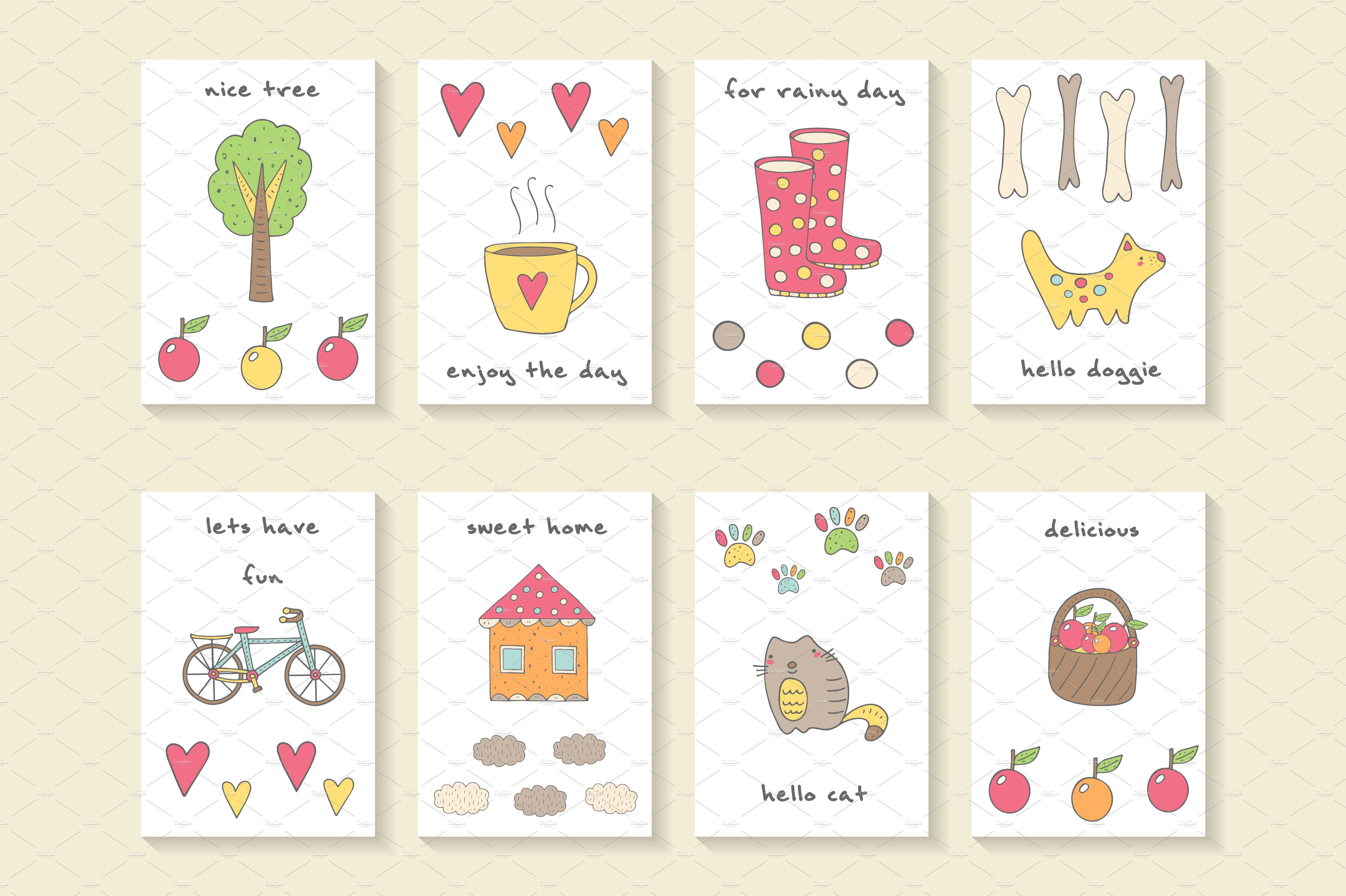 Cute Postcards Postcard How To Draw Hands Cute
