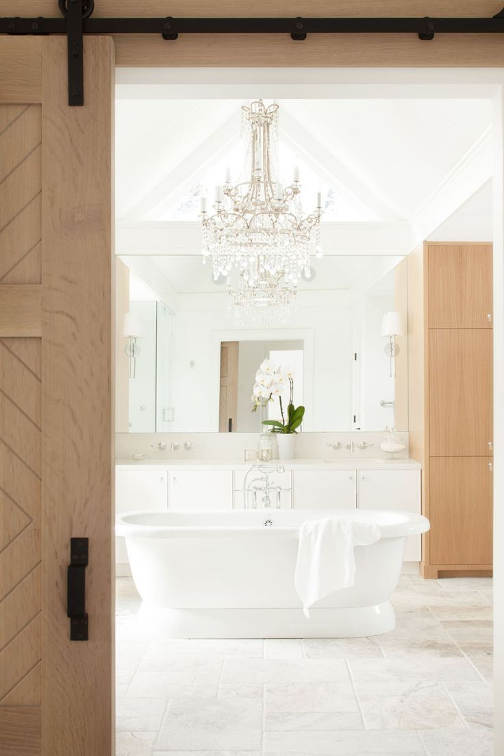 Modern Farmhouse style bathroom | Dream Bathroom/Ideas/Wall art ...