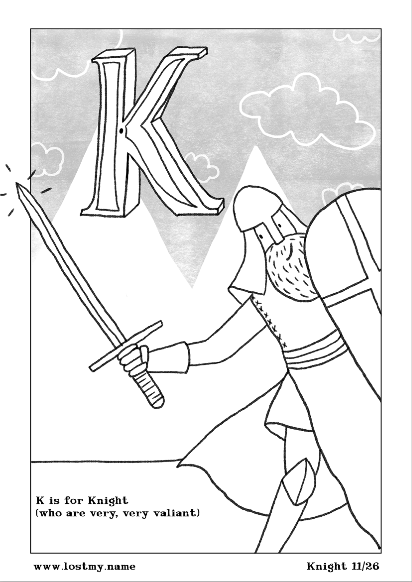 Free Printable Coloring Pages For Kids From Real Illustrators