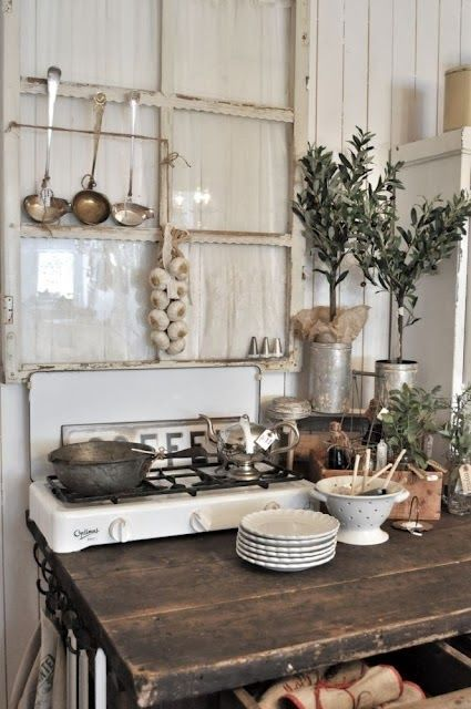Inspiration Monday Bohemian Kitchen Rustic Kitchen