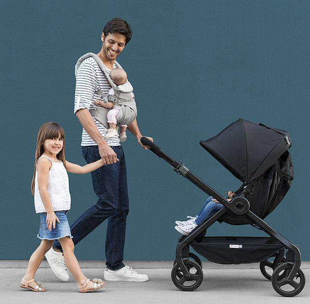 When it comes to baby gear, we can't get enough cool features—especially when they make life easier. The @ergobaby 180 Reversible Stroller is unlike any other, giving your tiny passenger the option of riding in parent or outward-facing position with an easy flip of the handlebar. If this sounds like something you need (), they are giving away two of these amazing strollers to two lucky winners! Enter to win today. Good luck, mamas!