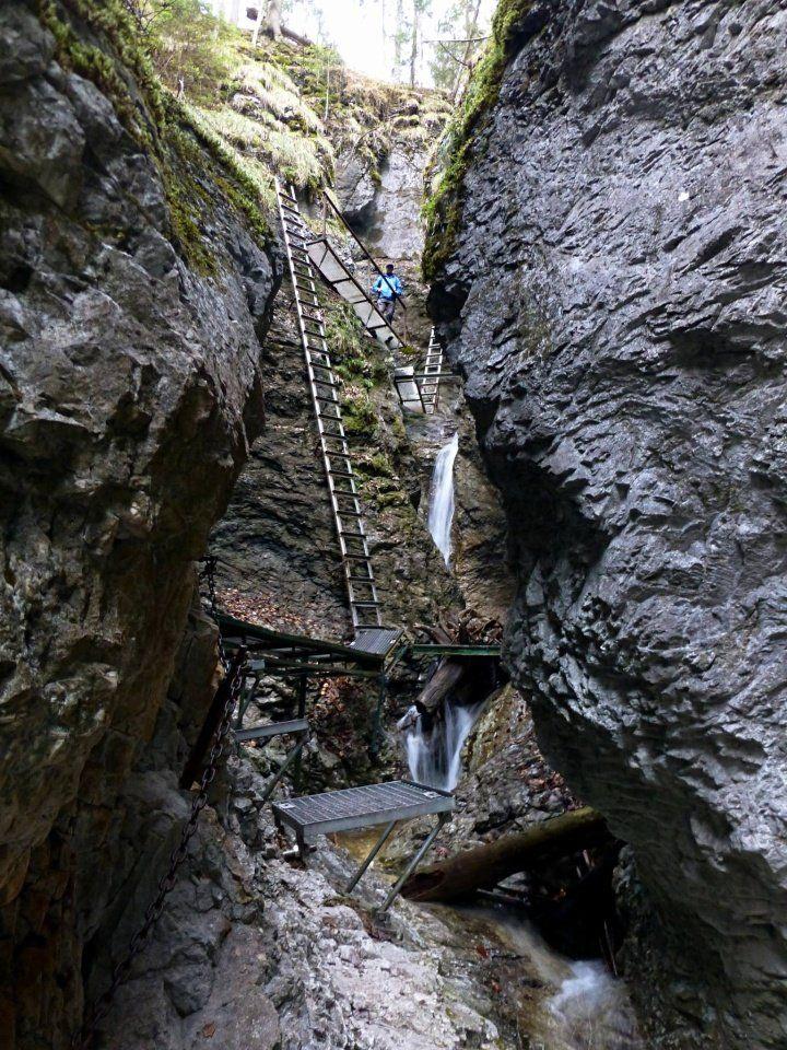 Sucha Bela gorge Slovak Paradise National Park 3