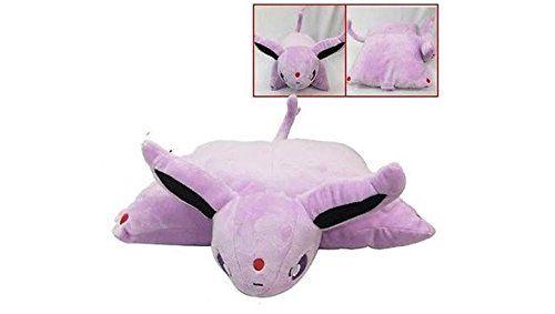 pokemon espeon 16 soft pillow pet