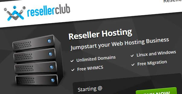 Jumpstart Your Webhosting Business With Reseller Club Try Award