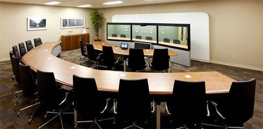 Cisco Telepresence System Tx9000 Photo 1 Telepresence Conference