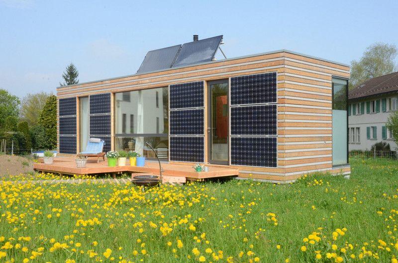 Claytec oekowohnbox ihr lehmbau partner haus ideen for Wohnbox fertighaus