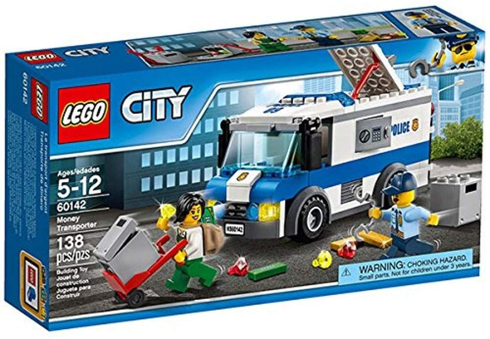 Lego City Police Money Transporter In 2021 Lego City Sets Lego City Lego City Police