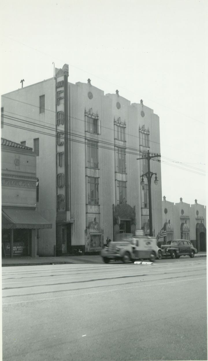 1944 Max Factor Salon On Highland Ave In Hollywood Los Angeles History Los Angeles Hollywood California History