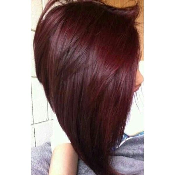 Mahogany Brown Red Ombre Hair Dye BRICK RED HAIR Color 6 ...